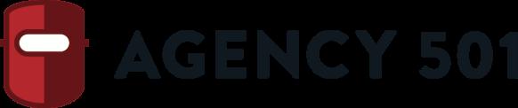 Agency 501 logo