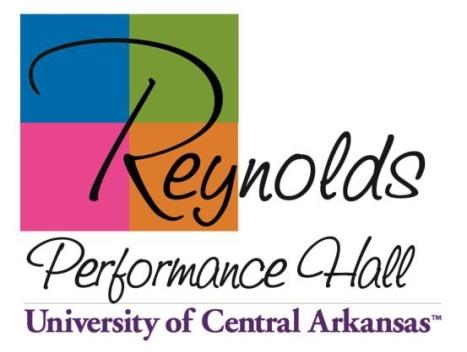Reynolds Performance Hall Logo