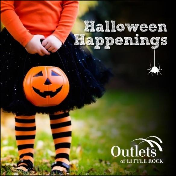 Happy Halloween 2018 Outlets of Little Rock