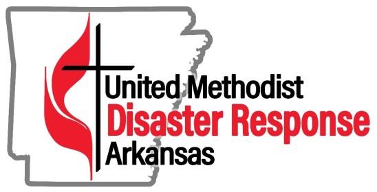Arkansas UMCOR Logo